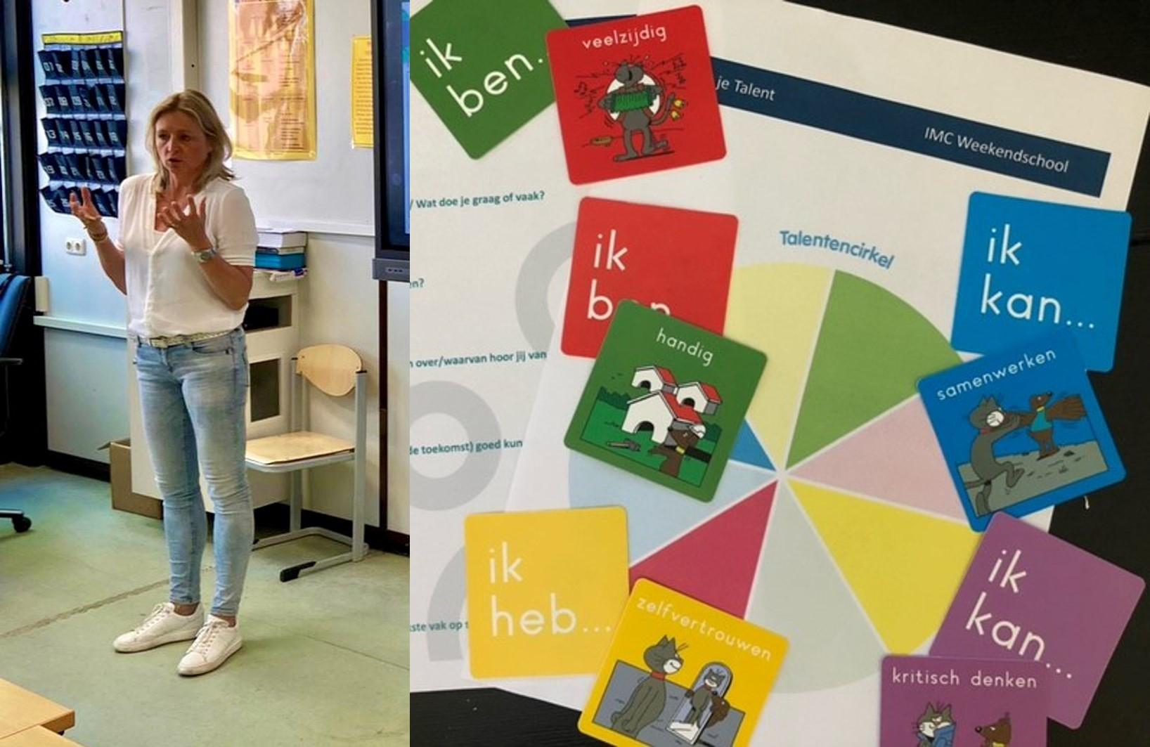 Gastles Bureau Blaauw voor groep 8 IMC Weekendschool