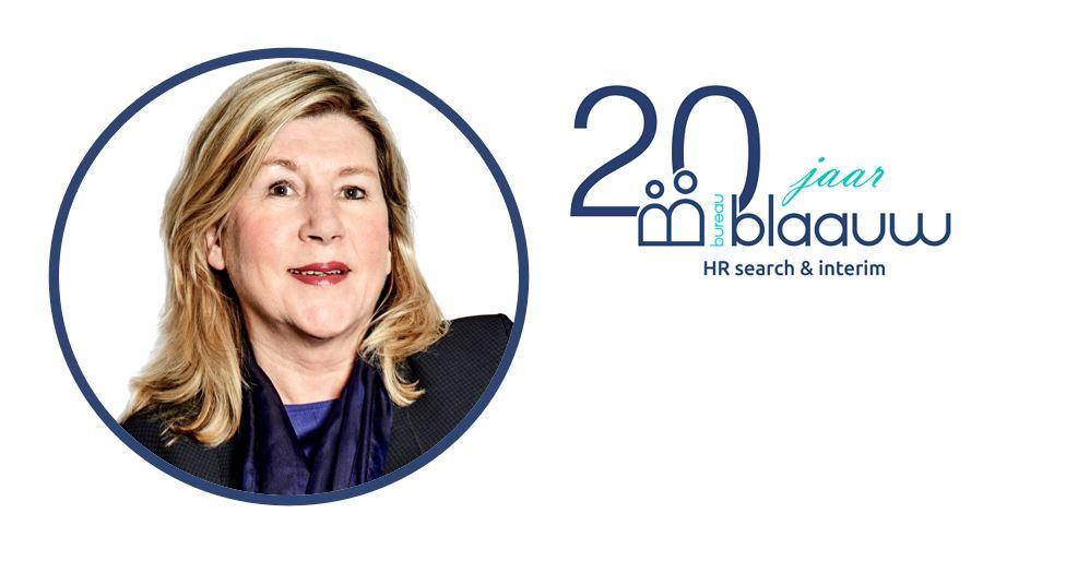 Connie Blaauw over 20 jaar Bureau Blaauw